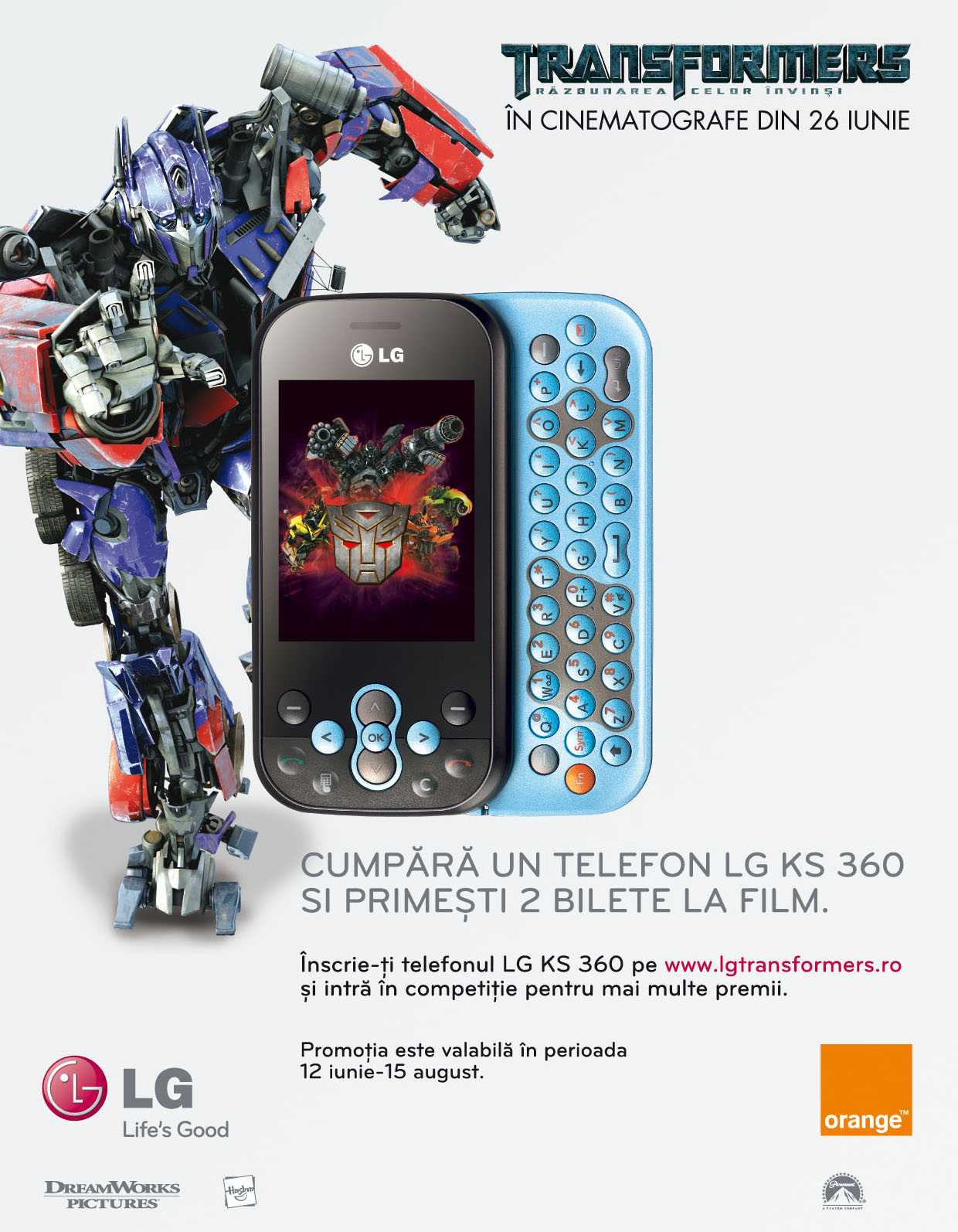 LG Transformers