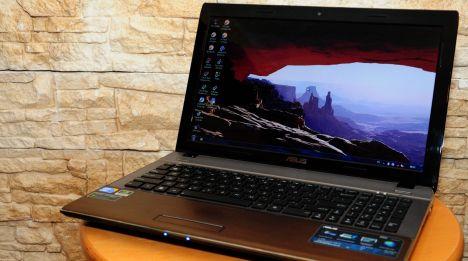 Asus Bamboo U53J - Laptopul de Minister
