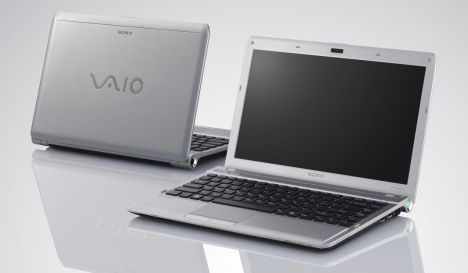 Sony Vaio Y - Independence Day
