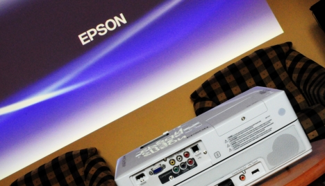 Epson EB-W8D - La Cinema Acasa in High Definition