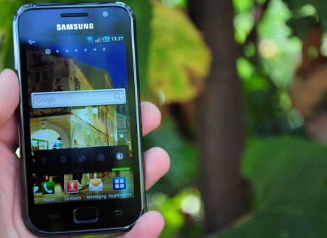 Samsung Galaxy S - Super Smartphone