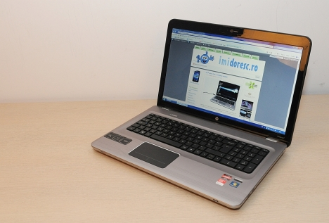 HP Pavilion DM7 - Multimedia de buget