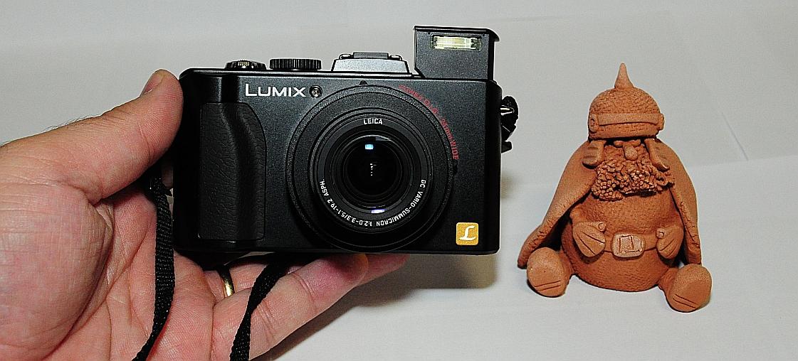 Panasonic Lumix LX5 - Compacta de Lux