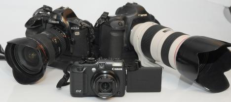 Canon Powershot G12 - O compacat G-niala